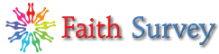faith survey logo